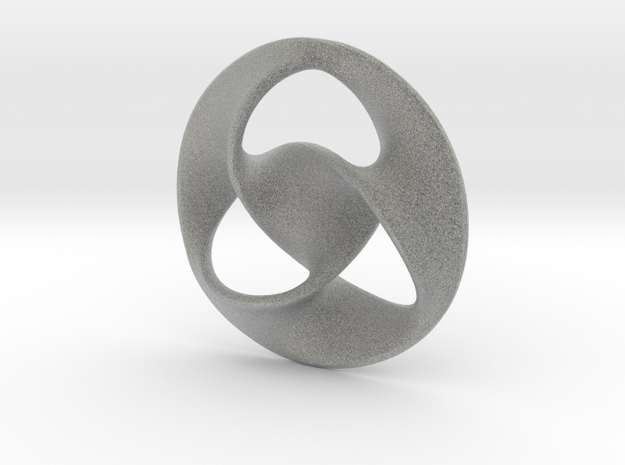All is one ( pendant ) 3d printed
