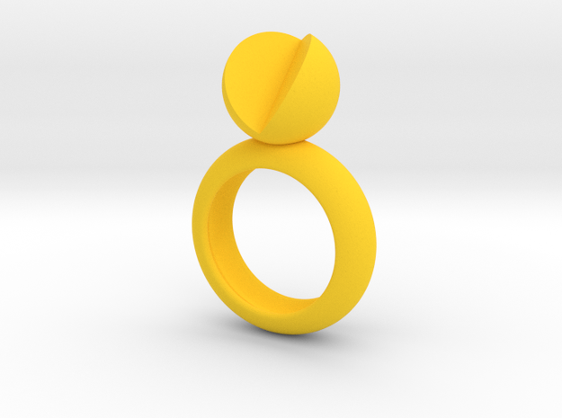 SIMPLY LOVE - size 8 3d printed