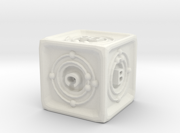 Element Die 3d printed
