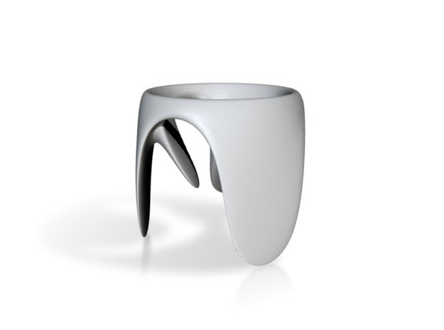 Contemporary Eggcup 3d printed