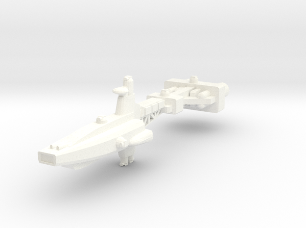 Hyperion Class Assault Cruiser 3d printed