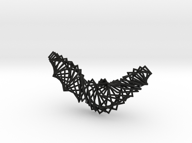 Arithmetic Necklace 3d printed