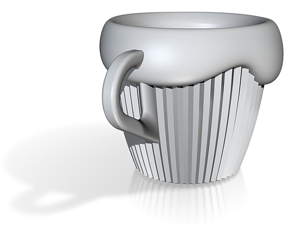 one cup a day | Day 08: CupCake Cup 3d printed