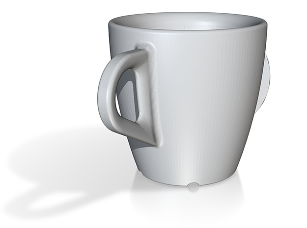 one cup a day | Day 14: Rich Bitch Cup 3d printed