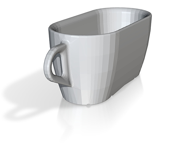 one cup a day | Day 26: Tub Cup 3d printed