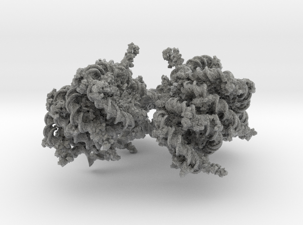 Stackable chromatin 4-start 30nm fiber 3d printed