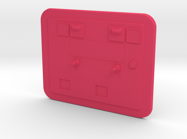 Coin Door B 3d printed