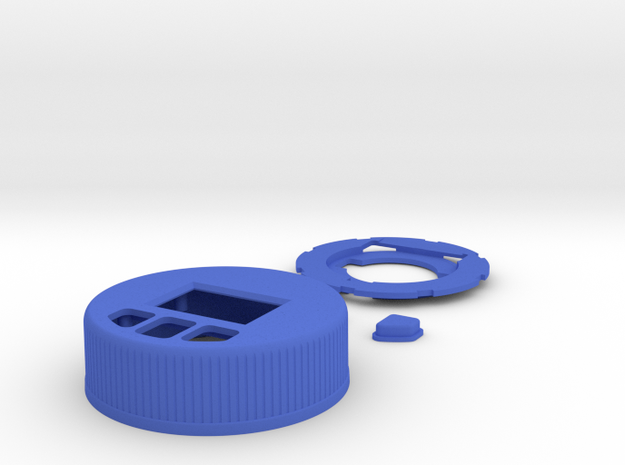 Cap Pricing and Upload Test 3d printed