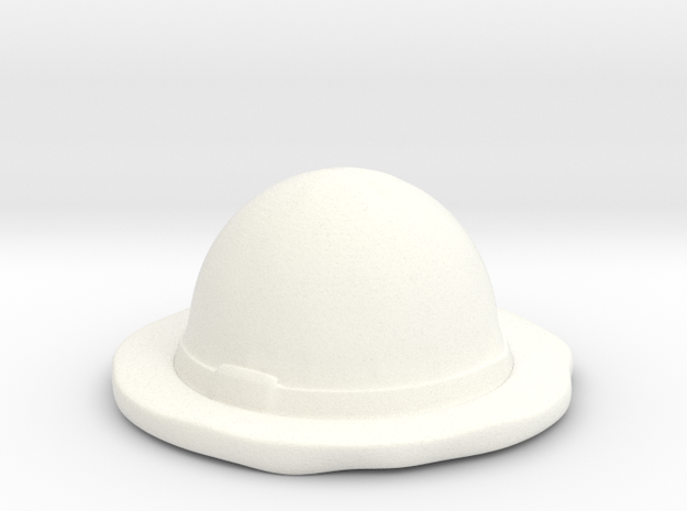 Straw Hat 3d printed
