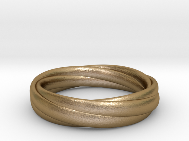 Ring - Wound 3d printed