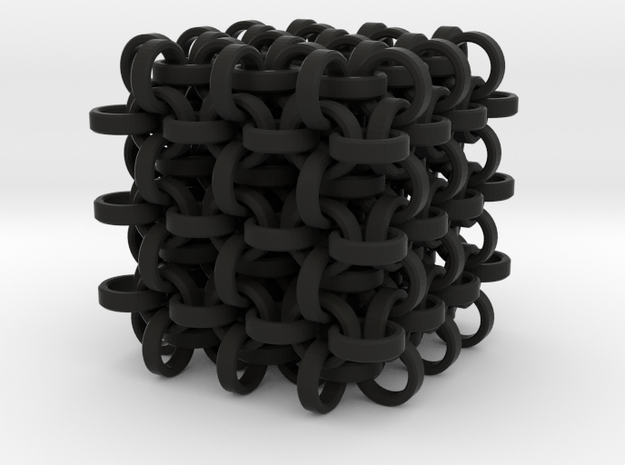 Ring Cube 3d printed