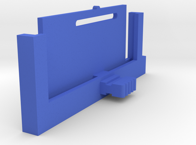 Photographic Flash Slider for settings 3d printed
