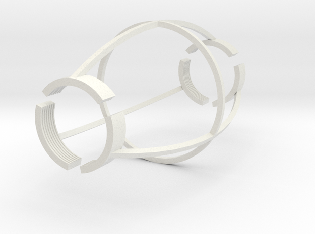 Finger Cuffs 3d printed