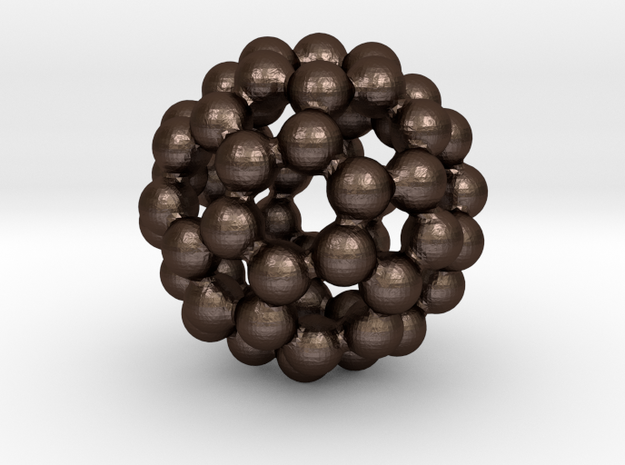 C60 - Buckyball - S 3d printed