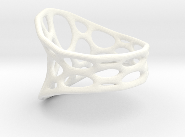 1-layer center ring 3d printed