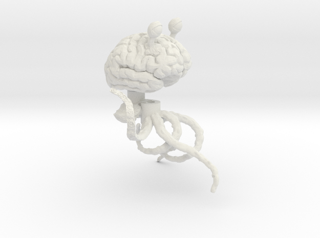 Brain, Medium 3d printed