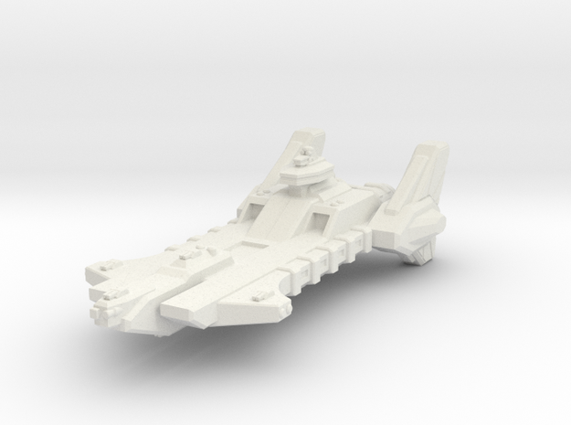Union Heavy Carrier 3d printed