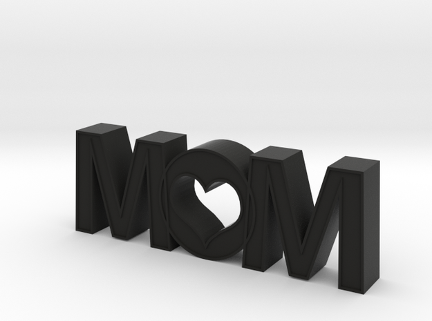 Mother''s Day 2010 3d printed