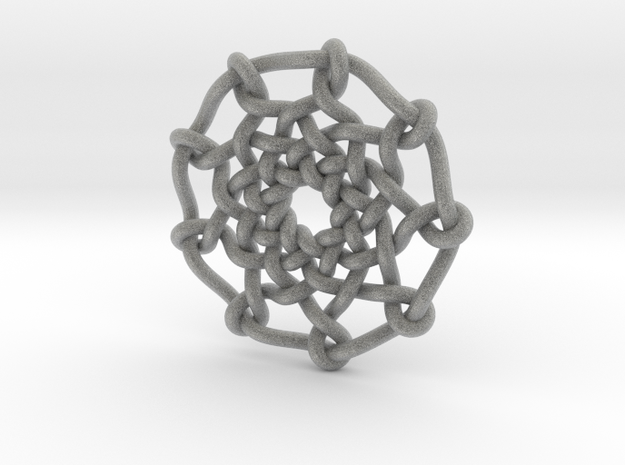 Celtic Knots 04 3d printed