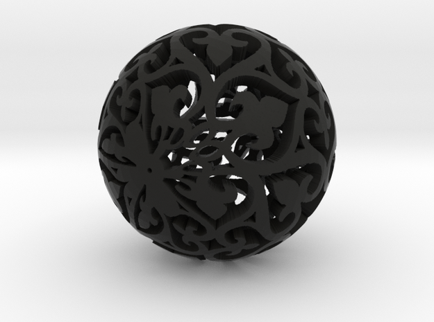 Moroccan Ball 7.3 3d printed