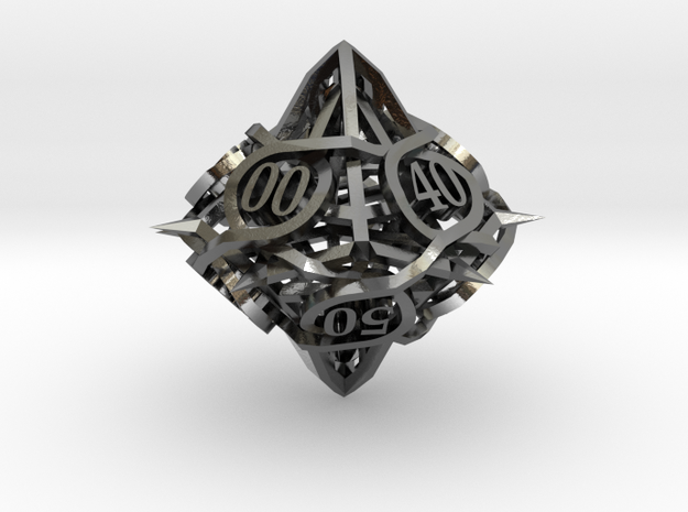 Thorn Decader Die10 3d printed