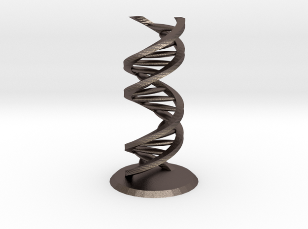 Accurate DNA Model 3d printed