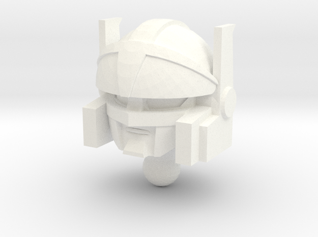 Blazer head 3d printed