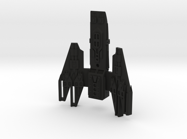 stealth frigate 3d printed