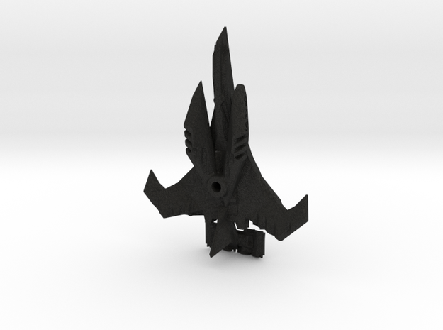 Skva''Traik Fighter 3d printed