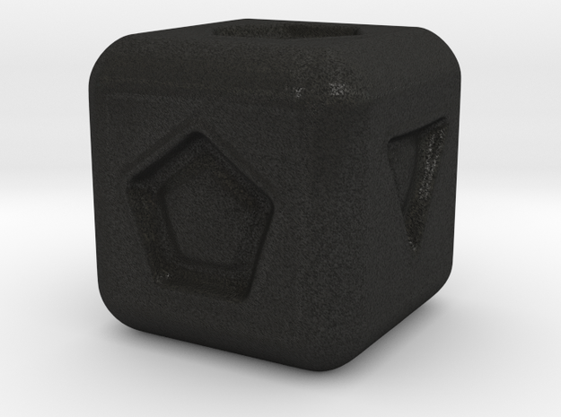 Geometry Die 3d printed