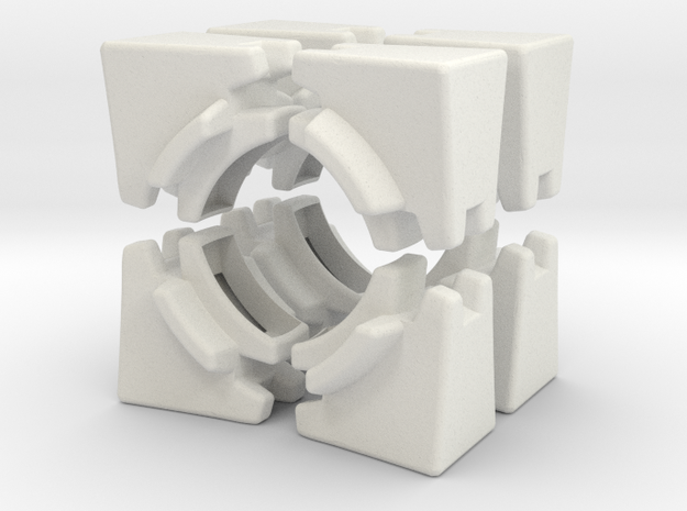 Even Less Gears! CAUTION EDGES ONLY 3d printed