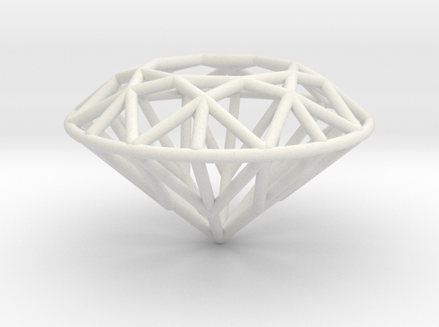 Big Diamond 3d printed