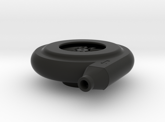 Mini Centrifugal Compressor 3d printed