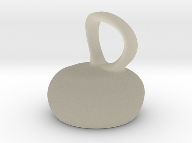 Another Klein bottle 3d printed