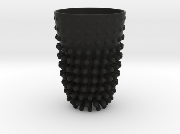 Hedgehog Cup 3d printed