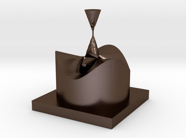 [14] Affine Form of 4 - A1 Type Singularities 3d printed
