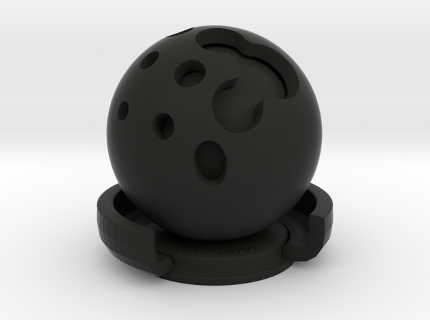 luxball3 3d printed