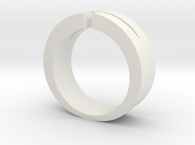 Split Ring 3d printed