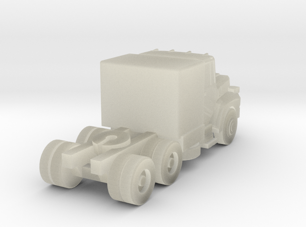 Mack Semi Truck 3 - Z scale 3d printed