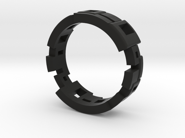 Box ring 3d printed