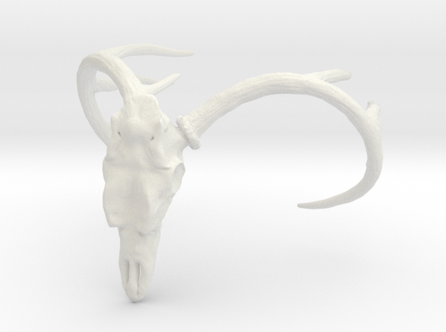 White Tailed Deer 3d printed