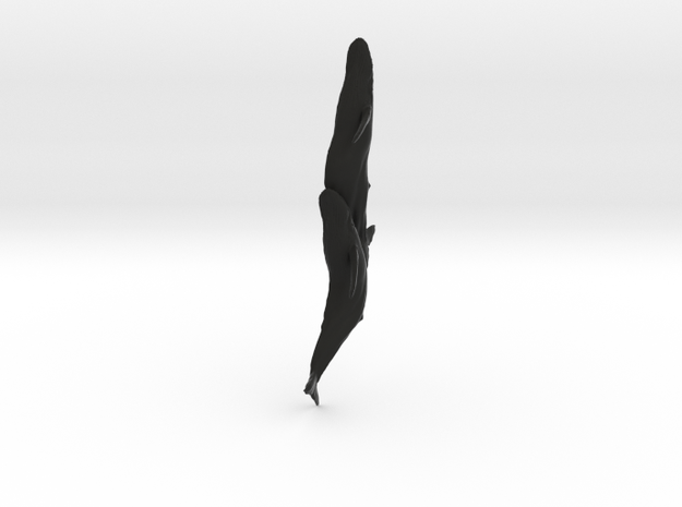 Whale Pin 3d printed