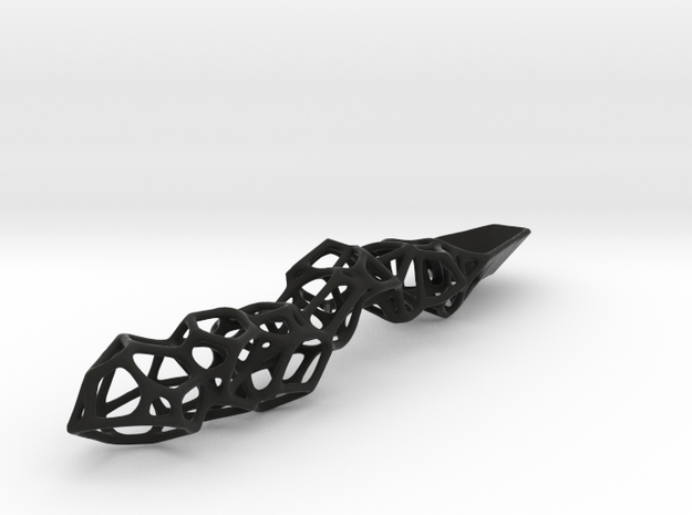 Voronoi Spoon 3d printed