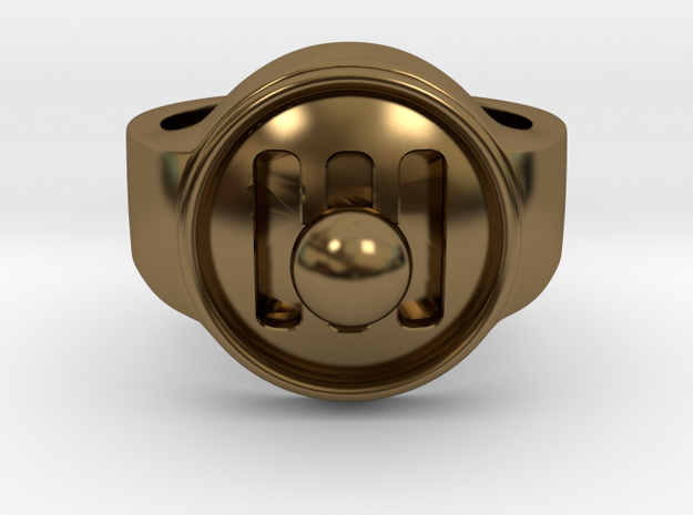 Shifter Ring 3d printed