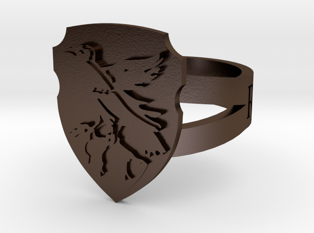 Ravenclaw Ring Size 7 3d printed