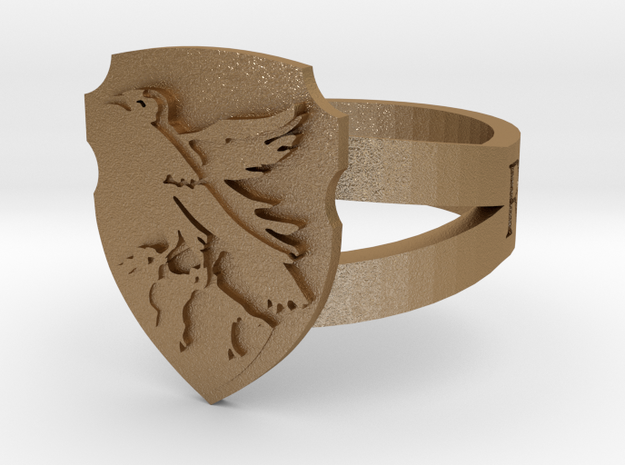 Ravenclaw Ring Size 10 3d printed