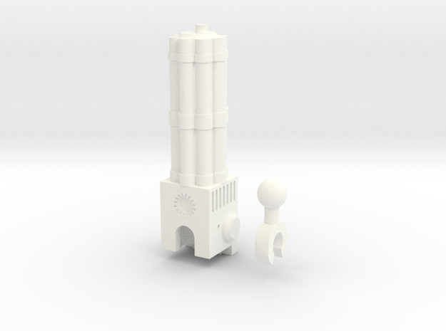 Sunlink - 3mm: Chaingun 3d printed