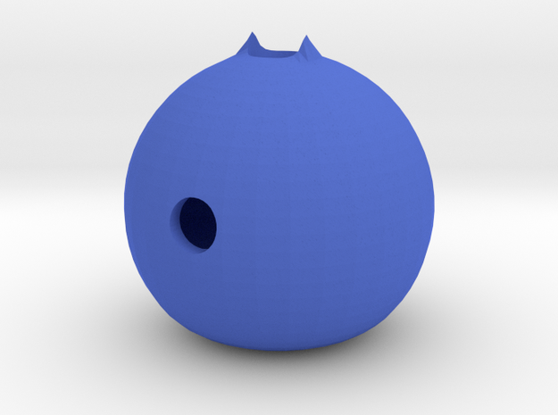 d1: Weighted Spheroid 3d printed