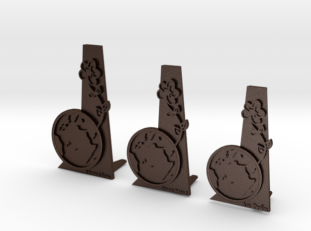 Earth Team Awards Smaller 3d printed