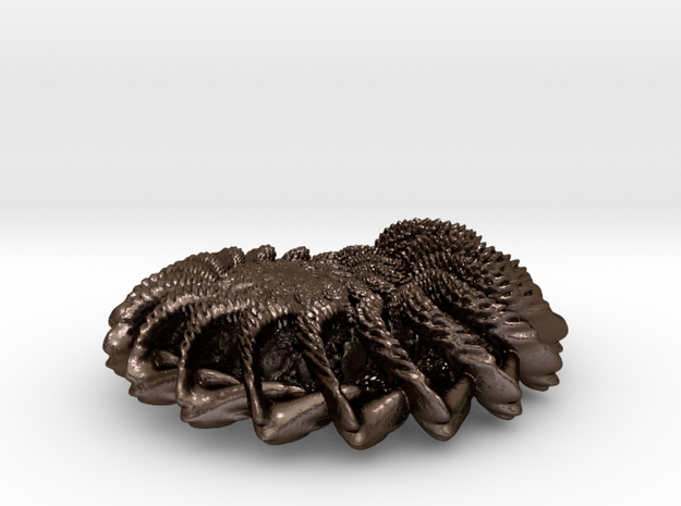 Winglink from the Ammonite Range by unellenu 3d printed